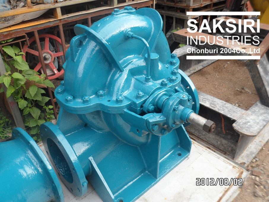 splitcase pump 12x10